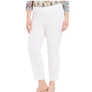Investments cropped pant Slimming